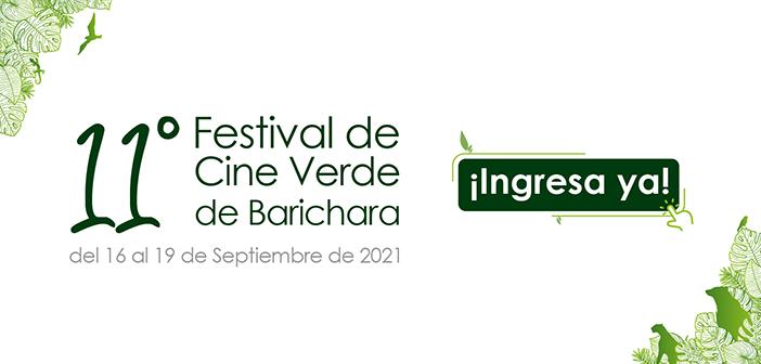 11° Festival de Cine Verde de Barichara