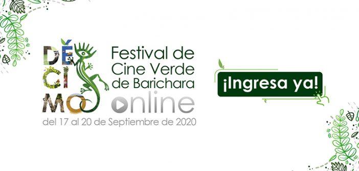 10mo Festival de Cine Verde de Barichara