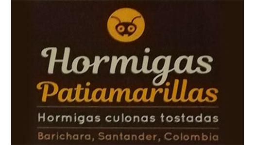 HORMIGAS PATIAMARILLAS Image